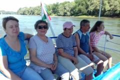 Hajókázás a Dráván 2017.07.07.