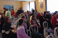 Idén is vendégünk volt a Szederkényi Nyugdíjas Színjátszókör 2018.01.21.