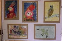 Lothárdi Szalon rajz és festménykiállítás 2017.08.05.